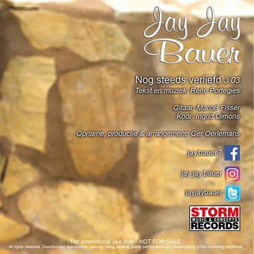 Jay Jay Bauer Nog Steeds Verliefd Back 600 510×510