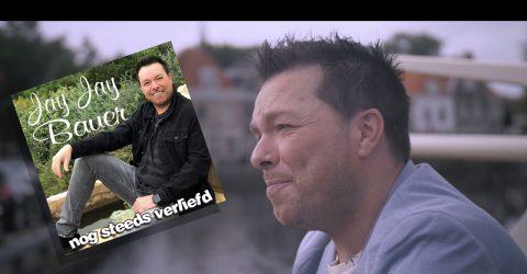 """Nieuwe Release: Jay Jay  Bauer """"Nog Steeds Verliefd"""""""
