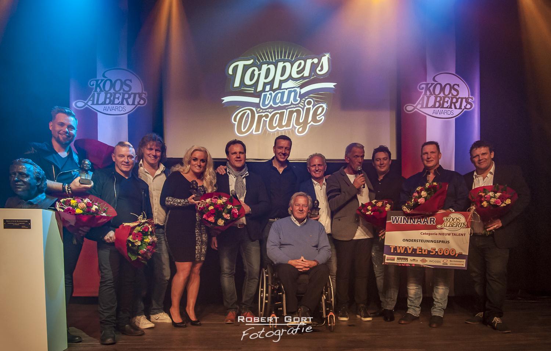 Koos Alberts Awards 1e Editie A9 Studio