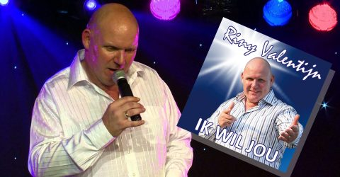 """Nieuwe Release: Riny Valentijn """"Ik Wil Jou"""""""