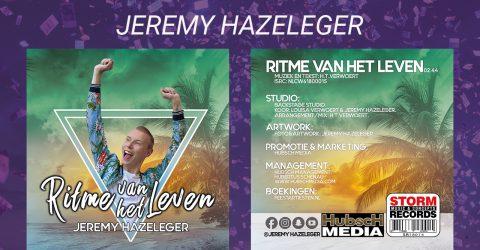 Jeremy Hazeleger Presenteert Vol Trots 'Ritme Van Het Leven'