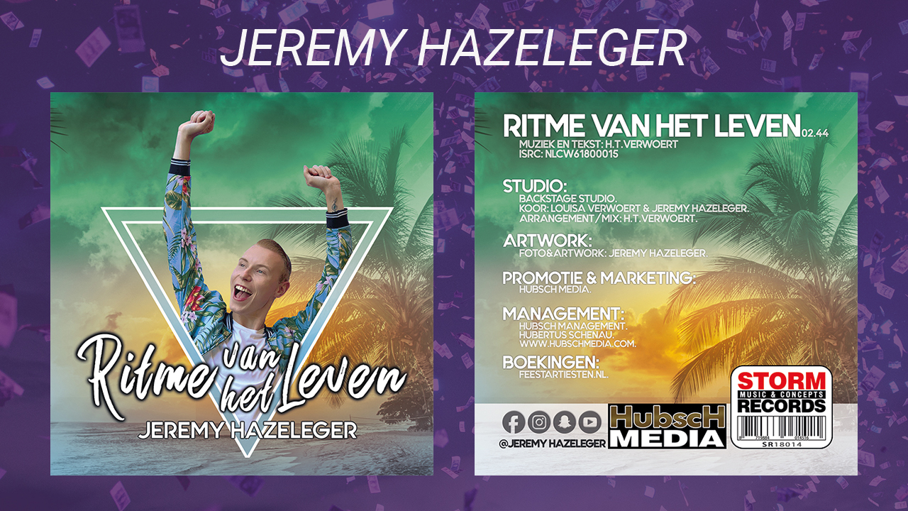 Jeremy Hazeleger