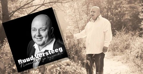 Release Ruud Versteeg – Niemand Is Zo Bijzonder