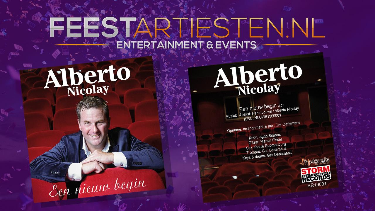 Alberto Nicolay – Nieuw begin