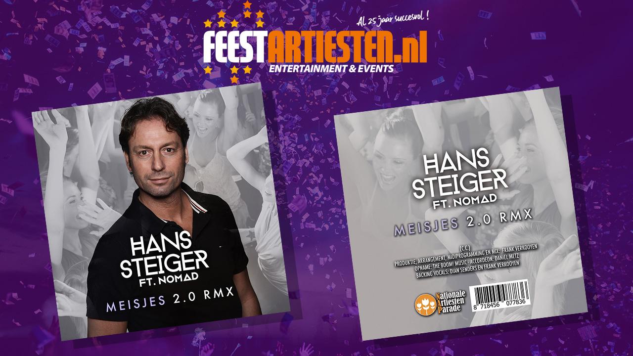 Hans Steiger – Meisjes 2.0 RMX