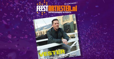 Nieuwe Release: Vester – Voor Altijd In Mijn Hart