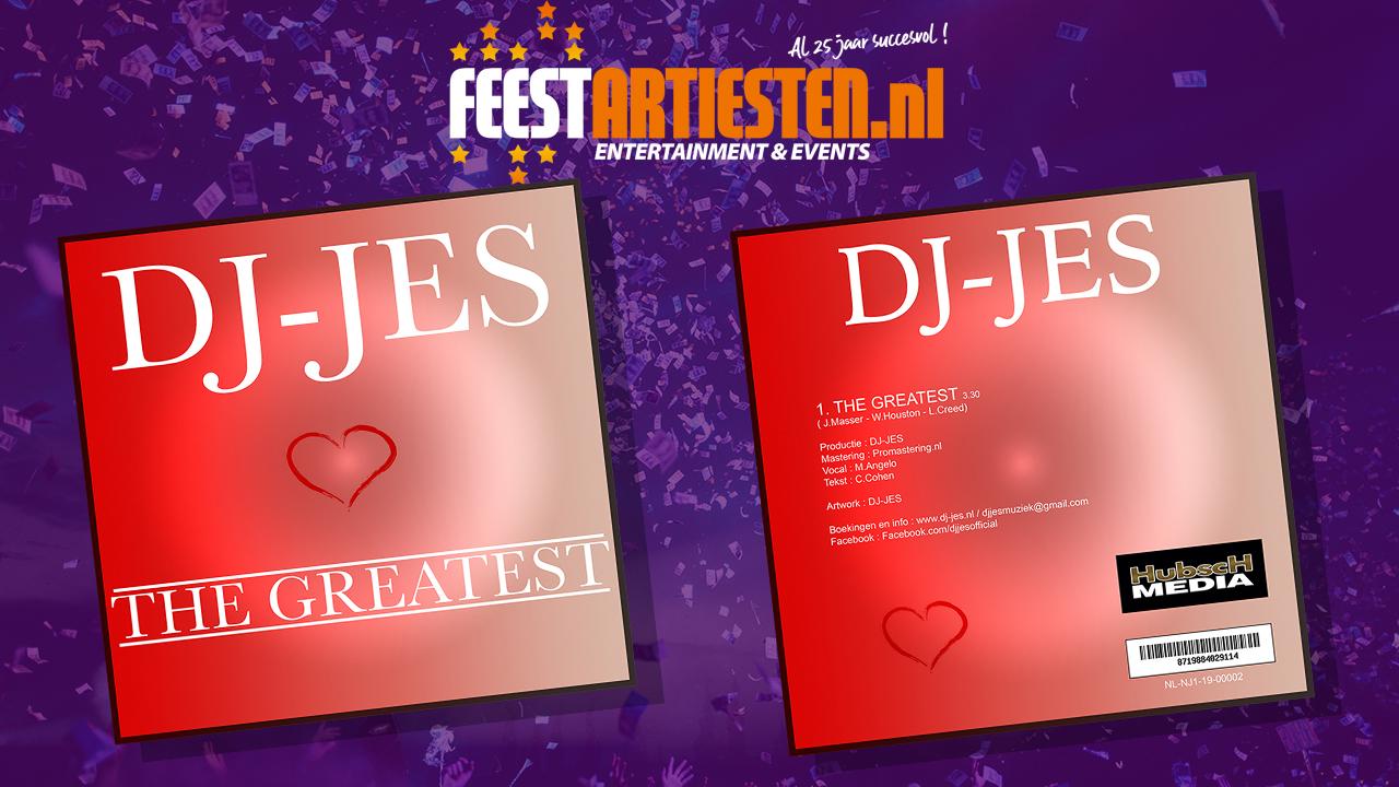 Nieuwe release: DJ-JES – The Greatest