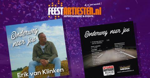Erik Van Klinken – Onderweg Naar Jou