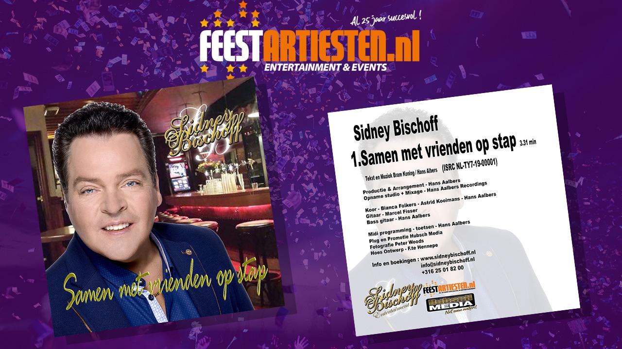 Sidney Bischoff – Samen met vrienden op stap