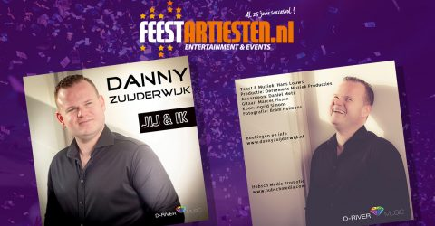 Nieuwe Release: Danny Zuijderwijk – Jij & Ik