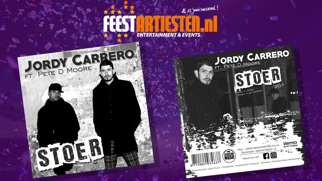 Jordy Carrero – Stoer