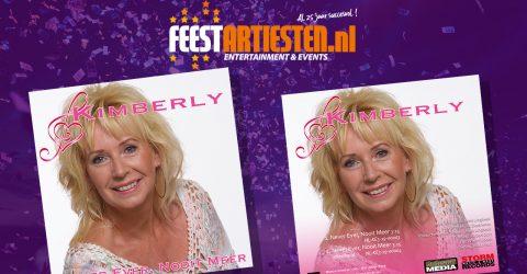 Nieuwe Release: Kimberly – Never Ever, Nooit Meer