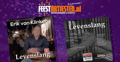 Nieuwe Release: Erik Van Klinken – Levenslang