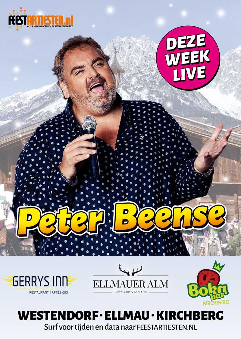 Peter Beense Oostenrijk Toer