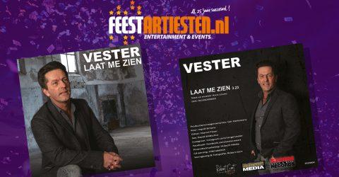 Nieuwe Release: Vester – Laat Me Zien