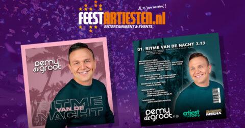 Nieuwe Release: Demy De Groot – Ritme Van De Nacht