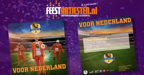 Nieuwe Release: Nog Effe – Voor Nederland