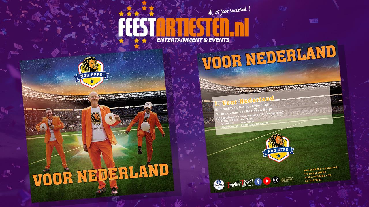 Nog Effe – Voor Nederland