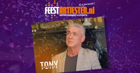 Nieuwe Release: Tony Anderson – Wat Mis Ik Jou
