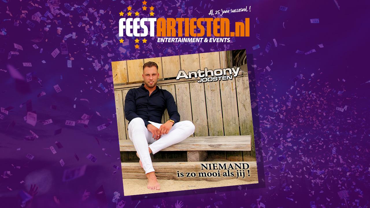 Anthony Joosten – Niemand is zo mooi als jij!